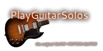 Play Guitar Solos
