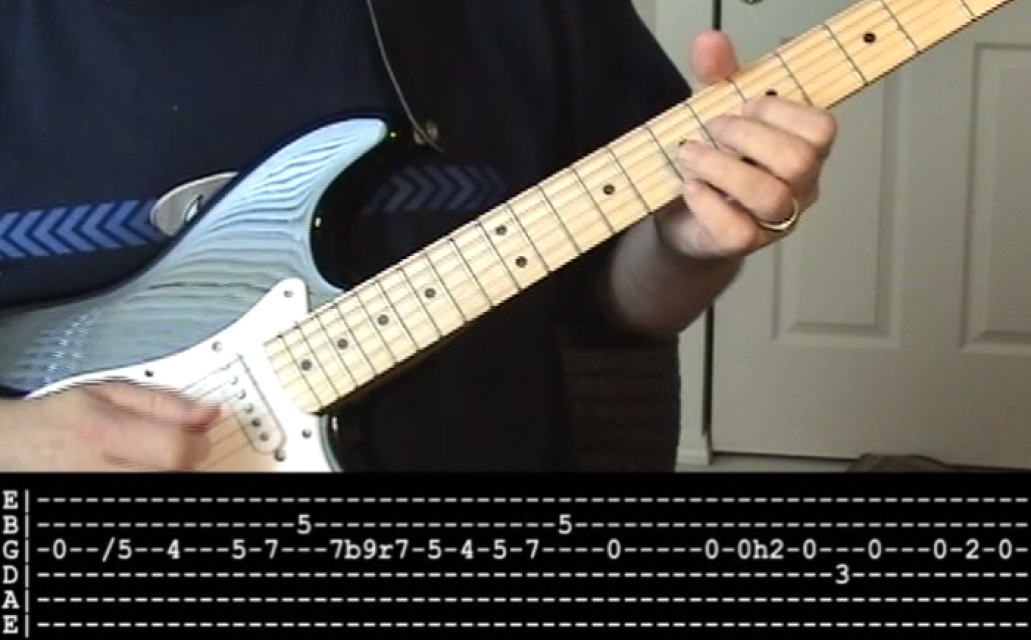 flirting with disaster molly hatchet lead lesson 3 video 1 2