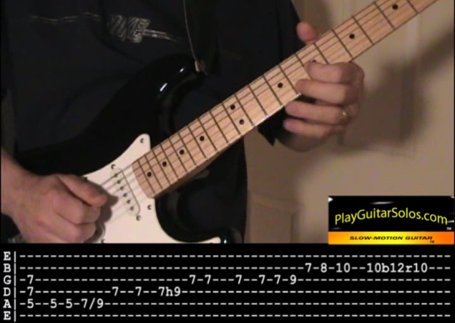 flirting with disaster molly hatchet lead lesson 2 5 1 3